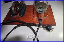 Jensen Electric Steam Engine. Model 55 Jeannette Pa
