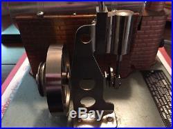 Jensen Electrically Heated Steam Engine Style 70