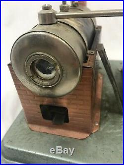 Jensen MFG Co Steam Engine #75, Vintage and Rare