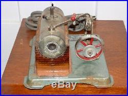 Jensen Mfg. Electrically Heated Steam Engine
