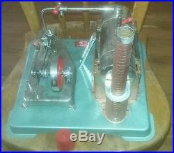 Jensen Mfg No 75 Toy Steam Engine