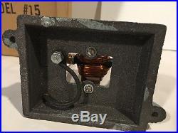 Jensen Model 15 A/C Generator for Live Steam Engine New In Box