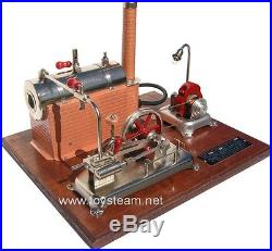 Jensen Model 25G Live Steam Engine Free Shipping to Lower 48 USA