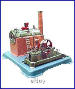Jensen Model 25 Live Steam Engine Tin Toys for Wilesco
