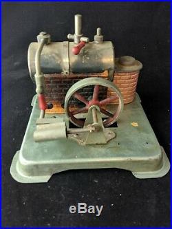 Jensen Model 65 Live Steam Engine Working Model Toy