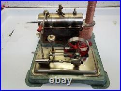 Jensen Model 65 Steam Engine