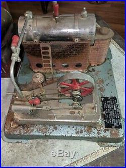 Jensen Model 75 Steam Engine See Photos