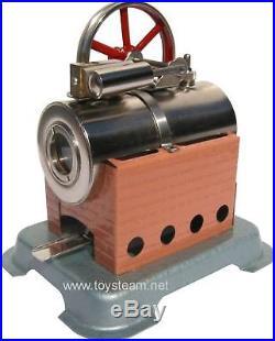 Jensen Model 85 Live Steam Engine Tin Toys for Wilesco