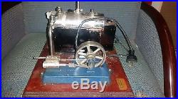 Jensen Steam Engine Early Model Toy And Fleishman Toys