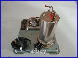 Jensen Steam Engine Model #30 Vertical Boiler