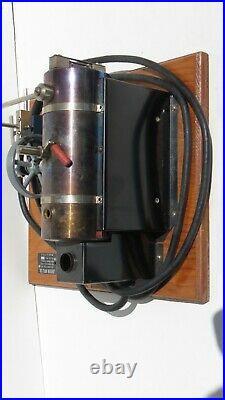 Jensen Steam Engine Model 5 & Tool Machine Shop 100 Lot