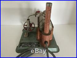Jensen Steam Engine Model 70 Electric Tested and Working Please Read (C)