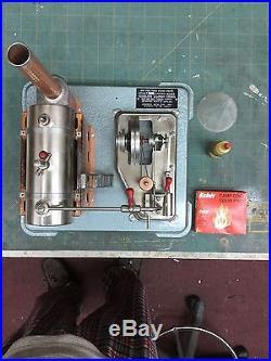 Jensen Steam Engine Model 75