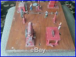 Jensen Steam Engine Vintage Driven Workshop model #100