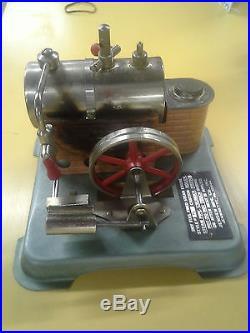 Jensen Style 76 Dry Fuel Field Steam Engine
