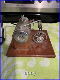 Jensen Style No. 70 450 Watts Oscillating Cylinder Steam Engine