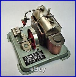 Jensen Vintage Live Steam Engine Rare Model # 76, Very Nice