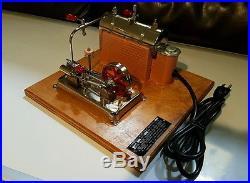 Jensen steam engine model 25
