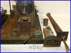 Jouet Tole Machine A Vapeur Bing Gbn Tin Toy Steam Engine Dampfmaschine Marklin