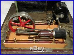 Jouet Tole Machine A Vapeur DC Doll Toy Steam Engine Dampfmaschine Bing Marklin