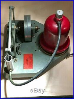 Junior Engineer No. 100 steam engine in original box with instructions (1950)