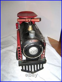 Keystone Toy Steam Engine