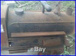 Keystone rail road steam engine