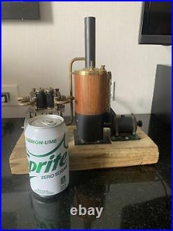 Krick Engine & Steam Boiler