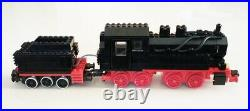 LEGO vintage 12V Trains 7750 Steam Engine, VERY RARE