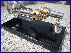 LEMO Stirling Engine Steam Engine Model Educational Toy Kits M12-01-D KM16