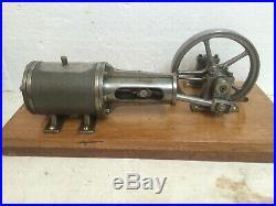 Large Steam Engine Motor