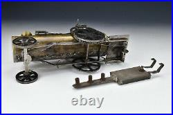 Late 19th Century Steam Engine with Original Fitted Case
