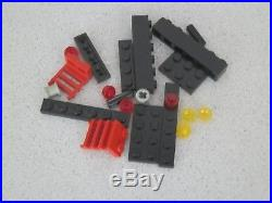 Lego 7750 # 1x Eisenbahn 12V Dampflok Tenderlok mit Bauanleitung Steam Engine