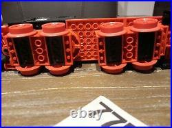 Lego 7750 classic 12v Steam Engine Locomotive Train comp. Instructions stickers