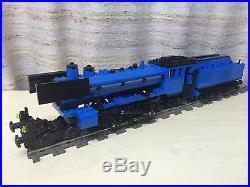 Lego Custom Train German Steam Engine Br T-miller472 19 Inch Long