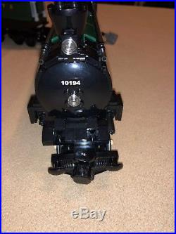 Lego Train City Creator Emerald Night Steam Engine 10219/10233/10194
