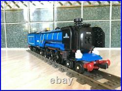 Lego Train Custom Tornado steam train 60163 with Tender