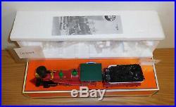 Lionel 6-18732 Christmas North Pole 4-4-0 General Steam Engine Toy Train O Gauge