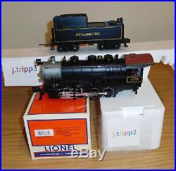 Lionel 6-38688 Strasburg 0-8-0 Steam Engine Locomotive Tender Toy Train O Gauge