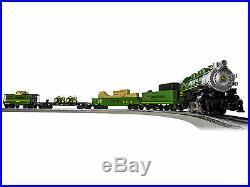 Lionel 6-83286 John Deere Lionchief Steam Engine Toy Train Set O Gauge Remote
