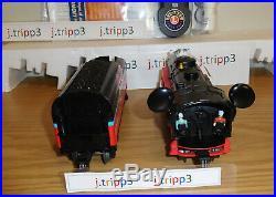 Lionel 83979 Disney Mickey Mouse Lionchief Steam Engine Toy Train O Gauge Remote