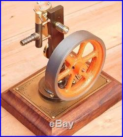 Live Steam Engine Model Handmade