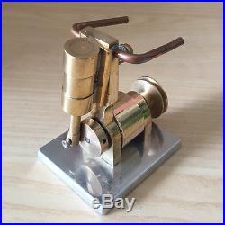 Live Steam Engine Model Toy Ventilating Steam Engine Vertical Swinging Cylinder