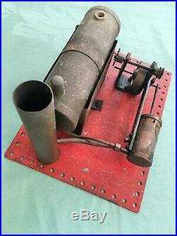 Live Steam Engine Toy Model