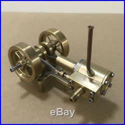 Live Steam Engine Tractor Model Toy DIY Mini Boat Car Model Steam Engine Motor