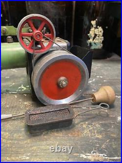 Live Steam Mamod SR1A Roller Model Traction Engine Model Toy