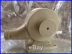 Live Steam Turbine Steam Engine Toy Waterwheel Vintage