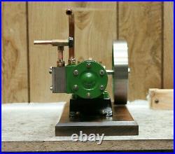 Live steam engine Stuart # 9