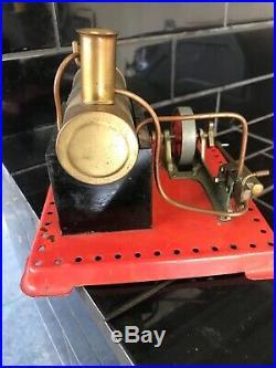 MAMOD MINOR steam engine model / toy steam engine In Working Order