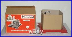 Mamod Twin Cylinder Superheated Steam Engine S. E. 3, Fits Meccano